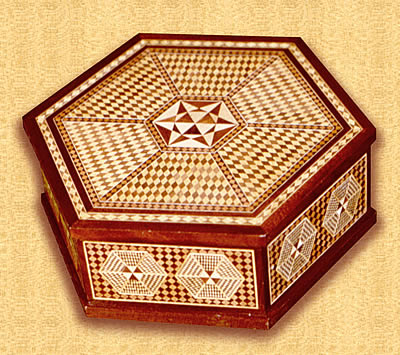 Hexagonal Box