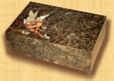 Woodland Fairy Box